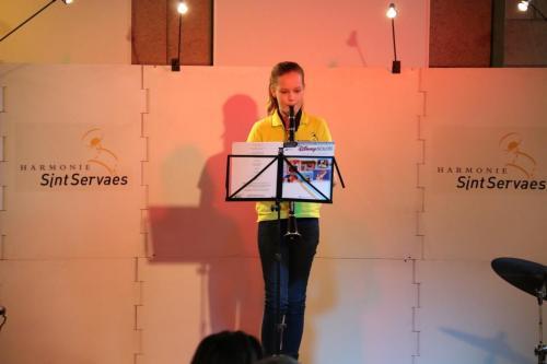 Voorspeelochtend Muziekvereniging Servaes 2018