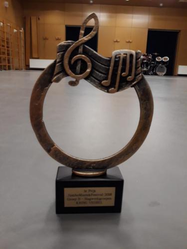 20181103 Slagwerkgroep Servaes bij Jumbo Muziekfestival 13